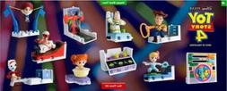 MCDONALD'S 2019 TOY STORY 4 COMPLETE SET