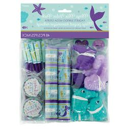 MERMAID WISHES FAVOR PACK  ~ Birthday Party Supplies Toys Su