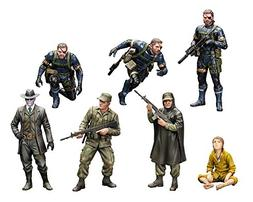 "Kotobukiya Metal Gear Solid Ground Zero Set ""Metal Gear Soli"