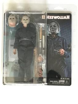 """MICHAEL MYERS Halloween 2  8"""" Scale Clothed Action Figure Ne"""