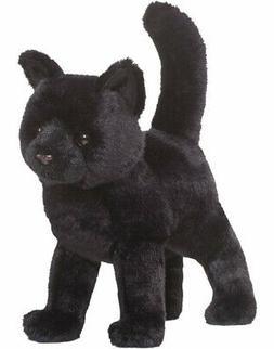 Midnight the Plush Black Cat by Douglas