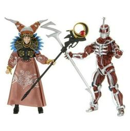 Mighty Morphin Power Rangers Lord Zedd and Rita Repulsa 2 Pa