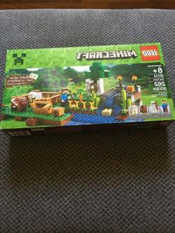 LEGO Minecraft The Farm 21114 NEW in Sealed Box *Retired*  2