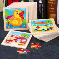 Mini Size 11*11CM Kids <font><b>Toy</b></font> Wood <font><b