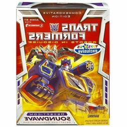 MISB Transformers SOUNDWAVE Toys R Us Commemorative G1  Reis