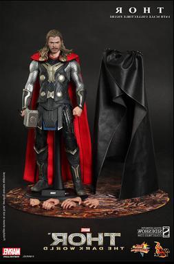 Hot Toys MMS224 Thor The Dark World 1/6 Figure NEW!!!