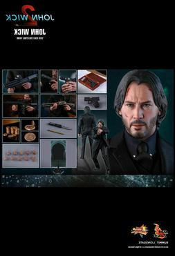 Hot Toys MMS504 John Wick Chapter 2 1/6th scale Collectible