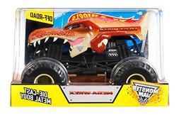 Hot Wheels Monster Jam 1:24 Scale Mega Rex Vehicle