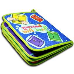 Montessori Educational <font><b>Toys</b></font> Learn Baby <