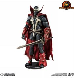 mortal kombat 7 spawn collectible action figure
