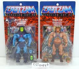 MOTUC, He-Man & Skeletor, Masters of the Universe Classics S