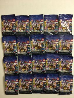 LEGO Movie 2 Minifigures Series 71023 Complete Set of 20 WIZ