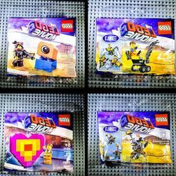 LEGO Movie 2 Polybag Two Lucy MetalBeard Emmet Master 30527