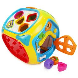 Multifunctional Learning Toy for Toddlers,Sorting Toys,Basic