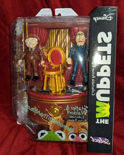 Diamond Select Toys Muppets STATLER and WALDORF Figures 2 Pa