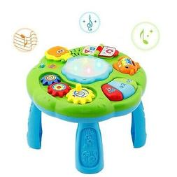 Musical Learning Table Baby Toys - Hanmun ZM16029 Electronic