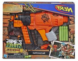 Nerf Nailbiter Zombie Strike Toy Blaster – FREE SHIPPING