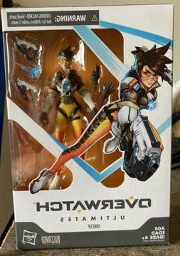 New 2018 Overwatch Ultimates Tracer 6-Inch Collectible Actio