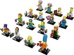 NEW LEGO 71009 Complete Set of 16 MINIFIGURES - The Simpsons
