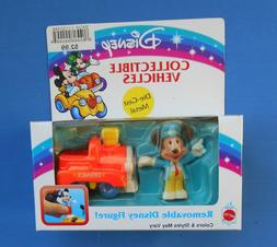 NEW Disney Arco Toys Collectible Vehicle Metal train Mickey