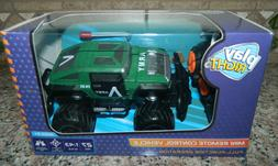 NEW Play Right ARMY TRUCK Full Function MINI REMOTE CONTROL