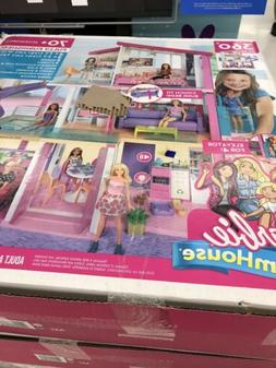 NEW Barbie DreamHouse With 70+ Accessories Over 4 Feet Tall