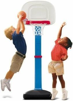 NEW Basketball Set Easyscore Little Tikes Kids Hoop Rim Todd