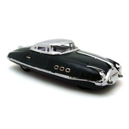 New Hand-Made Imperial Sedan Car Wind-up Tin Toy Adult Colle