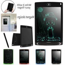 New Kids Children LCD E-Writing Tablet Pad Educational Learn