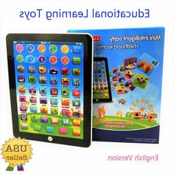 New Kids Children TABLET PAD Educational Learning Toys Gift