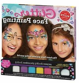 NEW - KLUTZ Glitter Face Painting Toy by Klutz