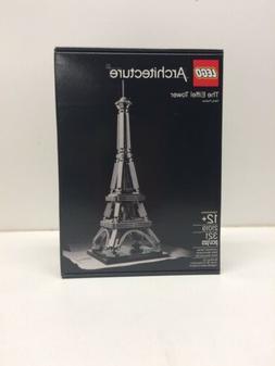 NEW NIB LEGO Architecture 21019 The Eiffel Tower NISB Factor