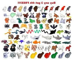 ☀️NEW Lego PICK YOUR ANIMAL Lot Friends Pets Farm Ranch