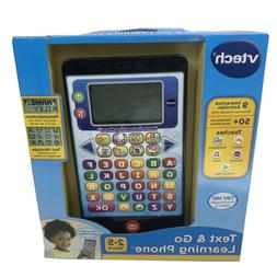 New Sealed Vtech ABC Text and Go Phone Learning Educational