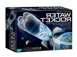 New Sealed - 4M Science In Action Water Bottle Rocket Kit Ed