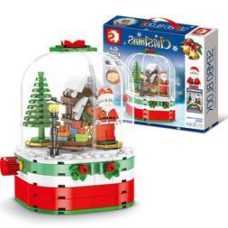 New SEMBO 601090 Merry Christmas Theme Gift Santa Claus Elk