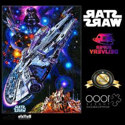 New Star Wars Jigsaw Puzzle 1000 Pieces Buffalo Games