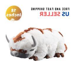 New The Last Airbender Appa Plush Avatar Stuffed Animal Doll