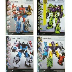 New Transformers 6 in 1 Destroyer Bruticus Defensor Superion