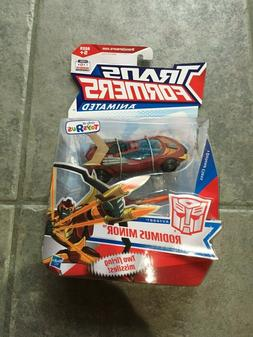 NEW Transformers Animated Rodimus Minor Toys R Us exclusive