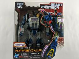 NEW Transformers Fall of Cybertron Hasbro Soundwave With Las