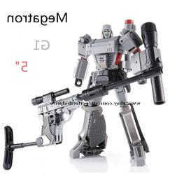 "New Transformers Megatron G1 Jinbao H9 Action Figure 5"" KO M"
