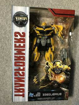 New Transformers: The Last Knight Premier Edition Deluxe Bum