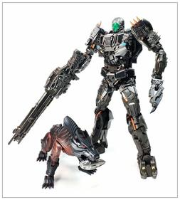 New Transformers BSL toys BSL-01 Peru Kill Movie 4 Lockdown