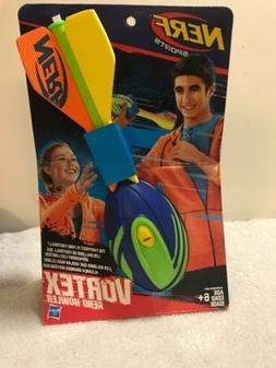NEW Nerf Vortex Aero Howler Foam Battle Toy Blue FREE SHIPPI