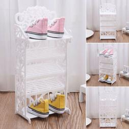 Newest Doll Shoe Rack House Accessories Barbie Furniture Chi