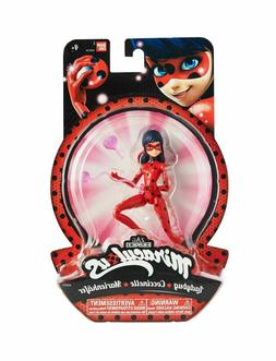 Nickelodeon Miraculous 5.5 inch Action Figure - Ladybug