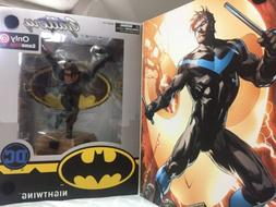 "NIGHTWING 9"" Figure Diamond Select, DC Gallery, GameStop Exc"