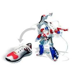 Transformers Nike Crossover Miniature Toy Shoe - Limited Edi
