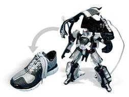 Transformers Nike Crossover Miniature Toy Shoe Limited Editi